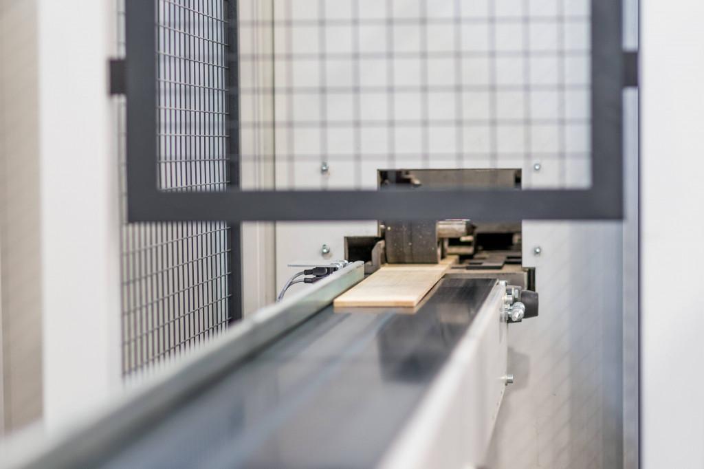 Produkcja kantówki okiennej